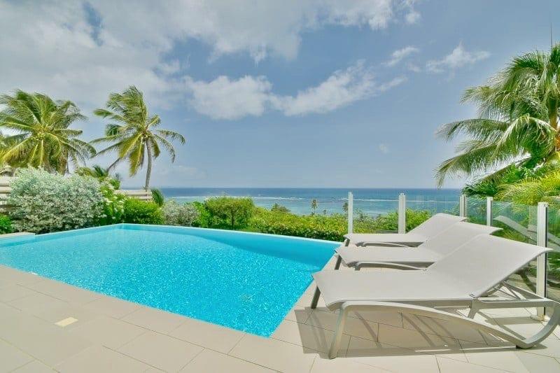 cote caraibes villa sweet ocean guadeloupe